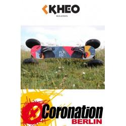 Kheo Flyer V2 ATB Mountainboard - 8 inch wheels Landboard