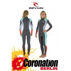 Rip Curl Dawn Patrol Woman Wetsuit 5/3 Neoprenanzug Frauen grey
