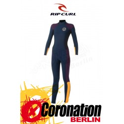 Rip Curl Dawn Patrol Woman Wetsuit 5/3 Neoprenanzug Frauen orange
