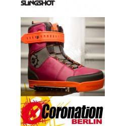 Slingshot Jewel 2017 Boots Wakeboots Woman