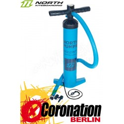 North Kite Pumpe XL 5,8 L 2017 Blau