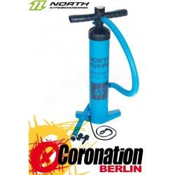 North Kite Pumpe XL 5,8 L 2017 Blau