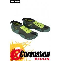 ION Ballistic Toes Neoprenschuh 2,0 Green