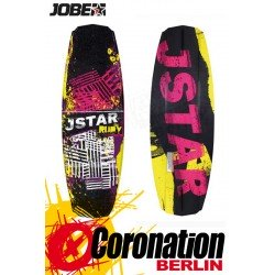 JStar Ruby Wakeboard 135cm Frauen Wake Board