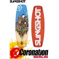 Slingshot SHREDTOWN Wakeboard 143cm