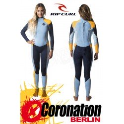 Rip Curl Dawn Patrol Woman Wetsuit 5/3 Neoprenanzug Frauen orange