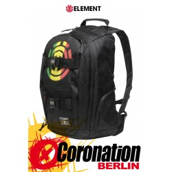 Element Mohave 30L Skate Street & Schul Rucksack Laptop Backpack Multicolor