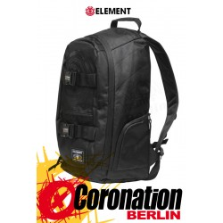 Element Mohave 30L Skate Street & Schul Rucksack Laptop Backpack All Black