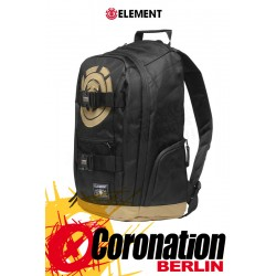 Element Mohave 30L Skate Street & Schul Rucksack Laptop Backpack Flint Black