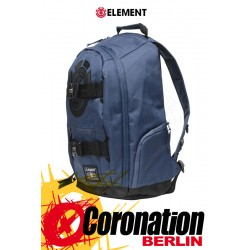 Element Mohave 30L Skate Street & Schul Rucksack Laptop Backpack Midnight Blue