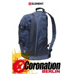 Element Mohave 30L Skate Street & Schul Rucksack Laptop Backpack Eclipse Heather