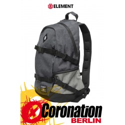 Element Jaywalker 30L Backpack Skate Street & Schul Rucksack Charcoal