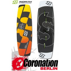 North Select 138cm 2015 Carbon Kiteboard Freeride