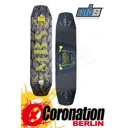 MBS Core 94 Mountainboard Deck only AXE