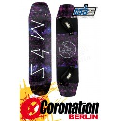 MBS Colt 90 Mountainboard Deck Constellation