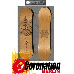 Flame Mountainboard Bamboo ATB Deck only