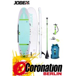 Jobe SUP Lena YOGA 10.6 Inflatable Standup Paddle Board Set