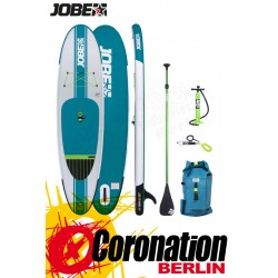 Jobe SUP Yarra 10.6 Inflatable Standup Paddle Board Set blue