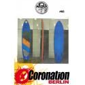 NGU Inflatable SUP Board 10'6 Standup Paddle Board 65 (bleu)