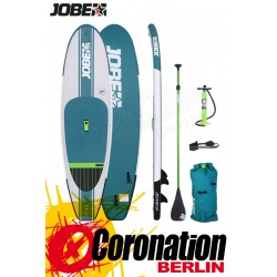 Jobe SUP Yarra 10.6 Inflatable Standup Paddle Board Set Blau