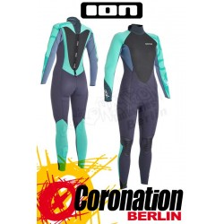 ION Pearl Semidry 4,5 DL woman neopren suit mint/grey
