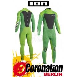 Ion Element Semidry 3/2 DL Neoprenanzug Green 2014