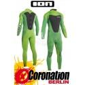 Ion Element Semidry Neoprenanzug 3/2 DL Green 2014