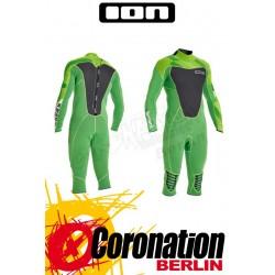 ION Element Overknee LS 3/2 DL combinaison neoprène 2014 vert