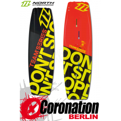 North Team Series 2015 Kiteboard 135cm Wakestyle Freestyle