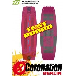North Team Series 2017 TEST Kiteboard 142cm