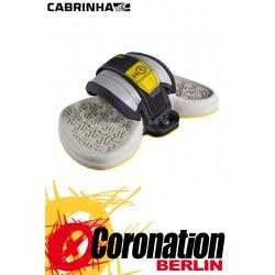 Cabrinha H1 pads et straps 2018 Footpads & Straps