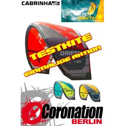 Cabrinha Drifter 2015 TEST Kite 9m²