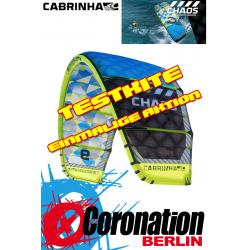 Cabrinha Chaos 2015 TEST Kite 11m²