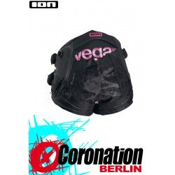 ION Vega 2015 Kite Sitz Trapez Frauen Black