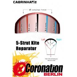 Cabrinha Switchblade 2010-2012 Leading Edge boudin Ersatzschlauch