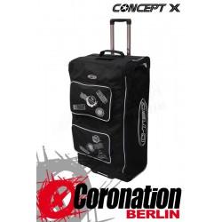 Concept-X Travelbag Splitboard Bag L mit Rollen