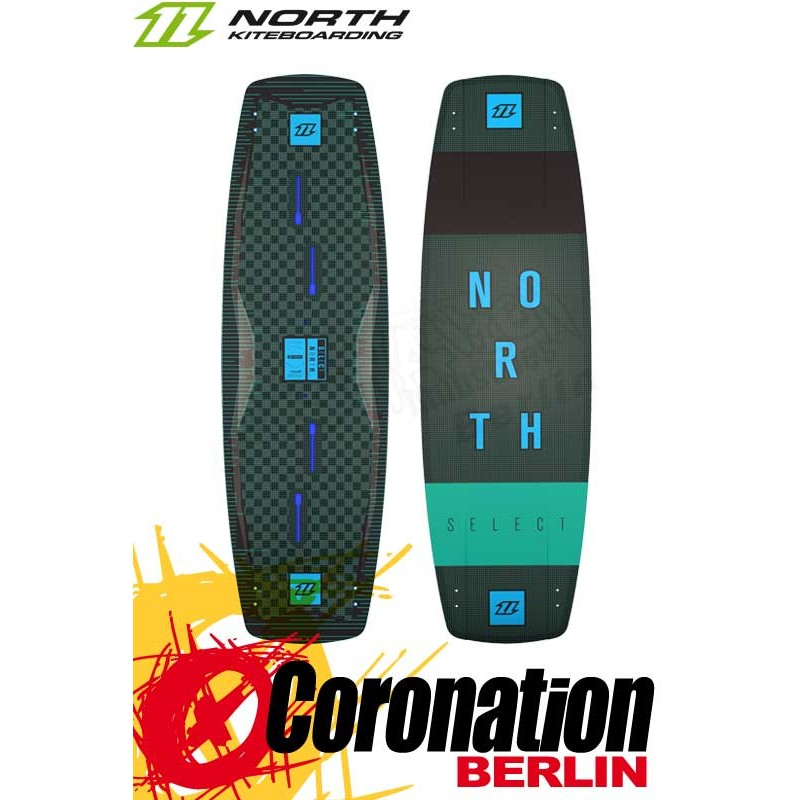 North Select 2018 Textreme Freeride Kiteboard