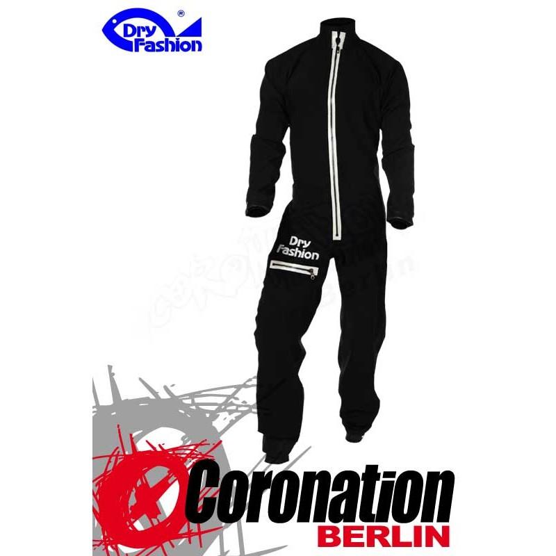 Dry Fashion SUP UltraSkin Trockenanzug Black Stand Up Paddle Drysuit