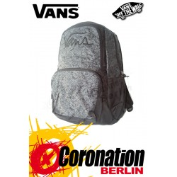 Vans Laced-Up Girl Backpack Schul & Freizeit Rucksack Black-Grey