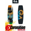 GA-Kites WATTS Freeride Freestyle Kiteboard 2017