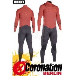 ION Onyx Core Semidry 5/4 DL Frontzip 2018 Neoprenanzug Rust Red