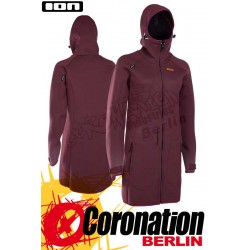 ION Neo Cosy Coat Berry Neopren Jacke Woman