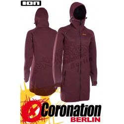ION Neo Cosy Coat Berry Neopren Jacke Woman