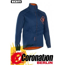 ION Neo Cruise Jacket - Neopren Jacke Blue