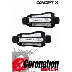 Concept-X Symetric 2.0 Footstraps / Fussschlaufen
