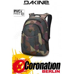 Dakine Garden Pack Girls Laptop-Sport-Rucksack Patchwork Camo