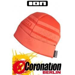 ION Neo Stripe Beanie 2,5 Orange Neopren Mütze