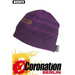 ION Neo Stripe Beanie 2,5 Purple Neopren Mütze