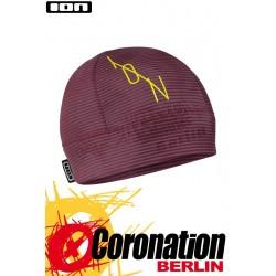 ION Neo Logo Beanie Neopren Mütze Red