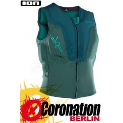 ION Vector Vest 2018 Prallschutz Weste FZ Black